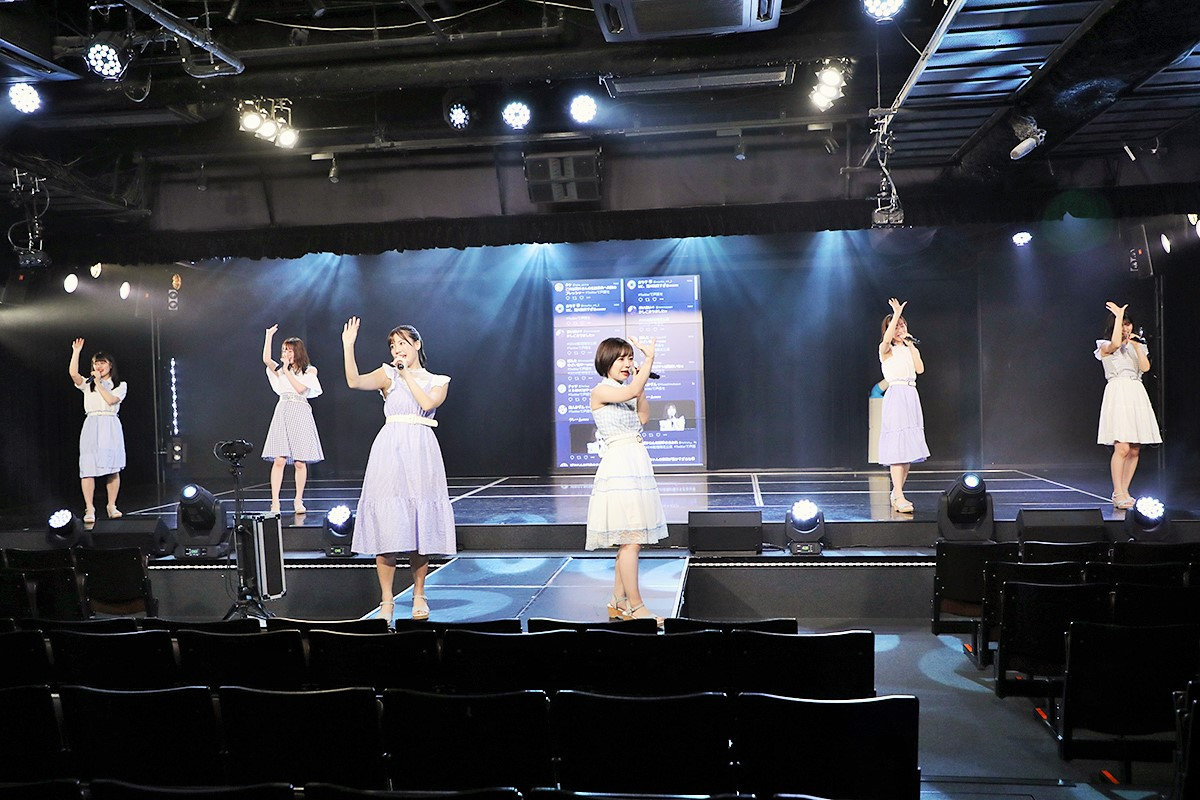 SKE48チームKⅡ「最終ベルが鳴る」公演