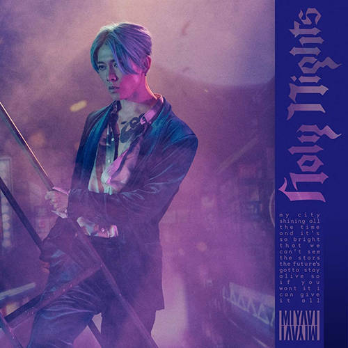 「Holy Nights」収録アルバム「Holy Nights」/MIYAVI