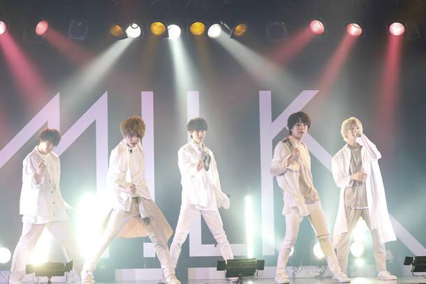【M!LK ライヴレポート】 『M!LK ONLINE CHU!?』 2020年6月27日 at 配信ライヴ