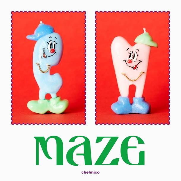 アルバム『maze』【通常盤】(CD)