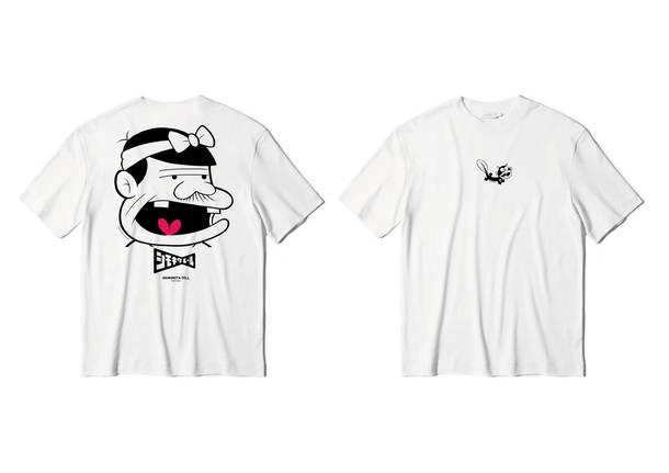『シモキタエール』×『フジオロック』コラボTシャツ