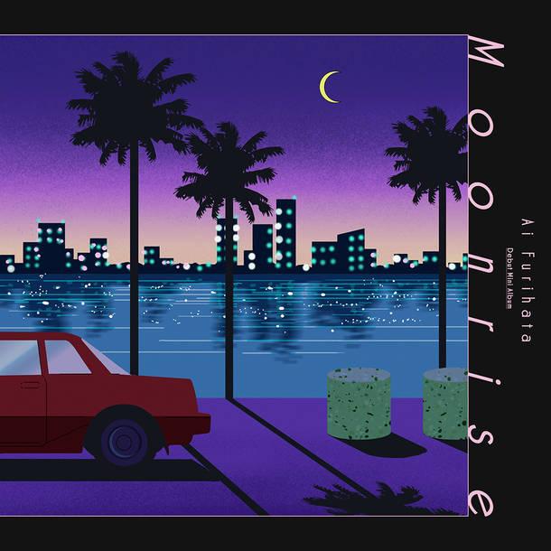 ミニアルバム『Moonrise』【初回限定盤】(CD+Blu-ray)