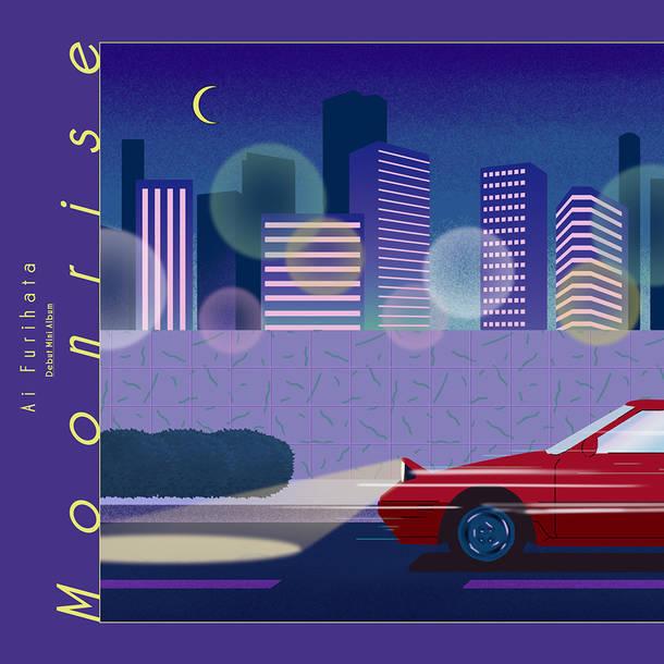 ミニアルバム『Moonrise』【通常盤】(CD)