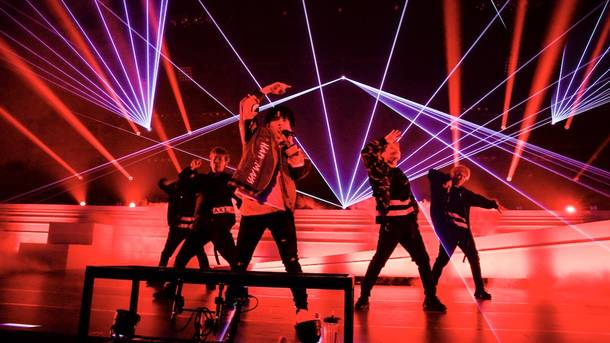 「VIBES」(『YUMA UCHIDA 1st LIVE「OVER THE HORIZON」』)
