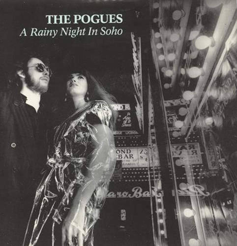 「Rainy Night in Soho」収録LP「Rainy Night in Soho」/The Pogues