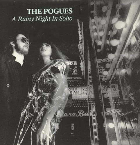 「Rainy Night in Soho」収録LP『Rainy Night in Soho』/The Pogues