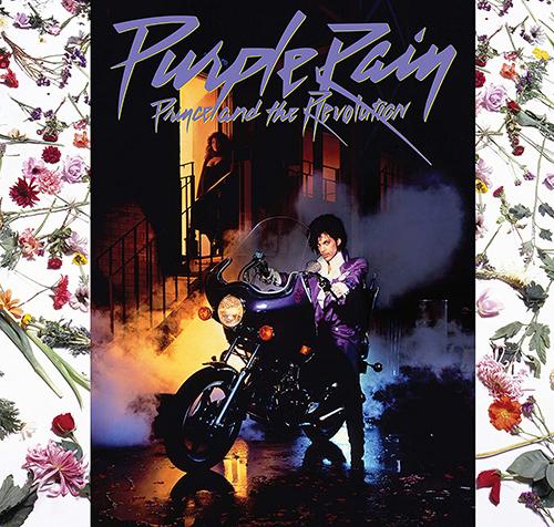 「Purple Rain」収録シングル「Purple Rain」/Prince