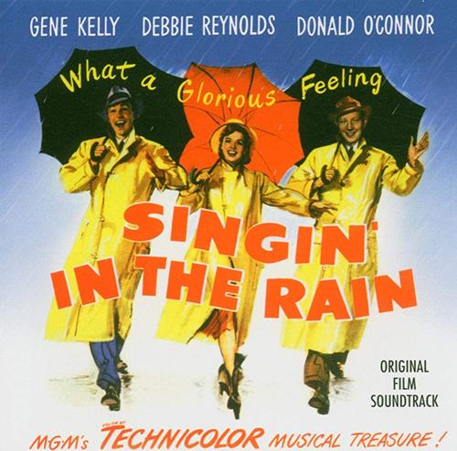 「Singing in the Rain」収録アルバム『Singing in the Rain オリジナルサウンドトラック』/Gene Kelly