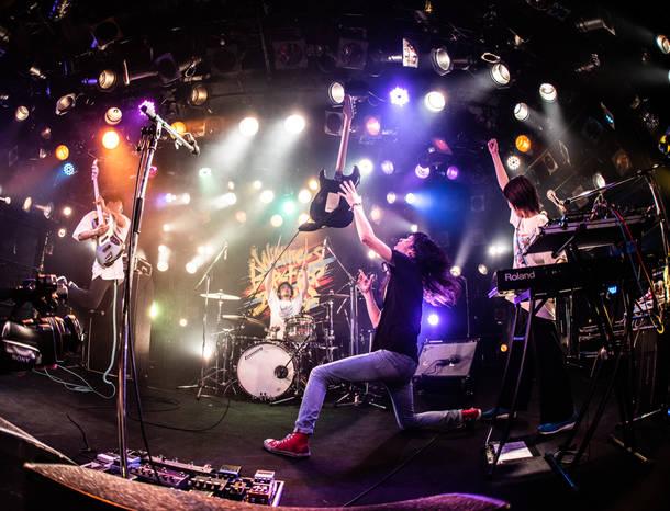 2020年7月9日 at 渋谷CLUB QUATTRO