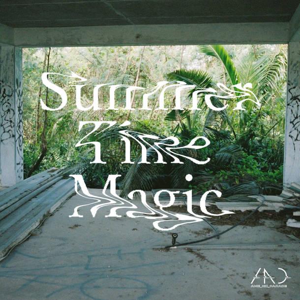 配信楽曲「Summer Time Magic (Acoustic Session Ver.)」