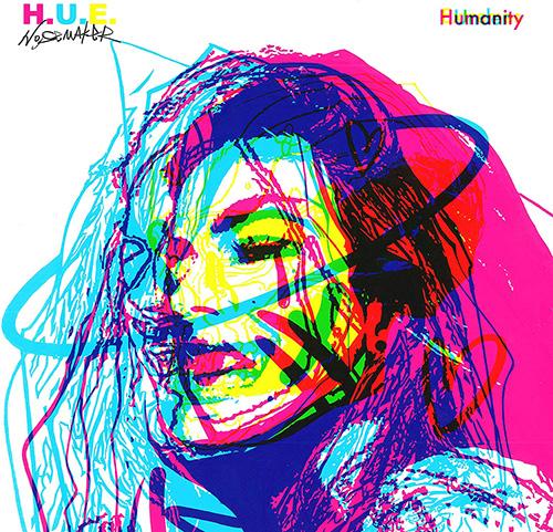「Better Days」収録アルバム『H.U.E.』/NOISEMAKER