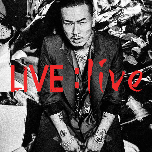 アルバム『LIVE : live』【通常盤】(CD)