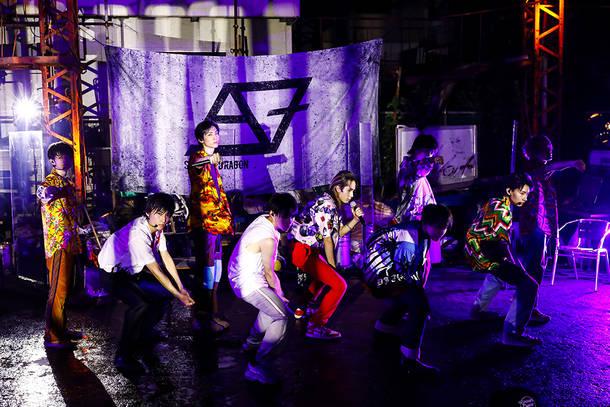 7月26日@オンライン廃工場ライブ『SECRET BASE』