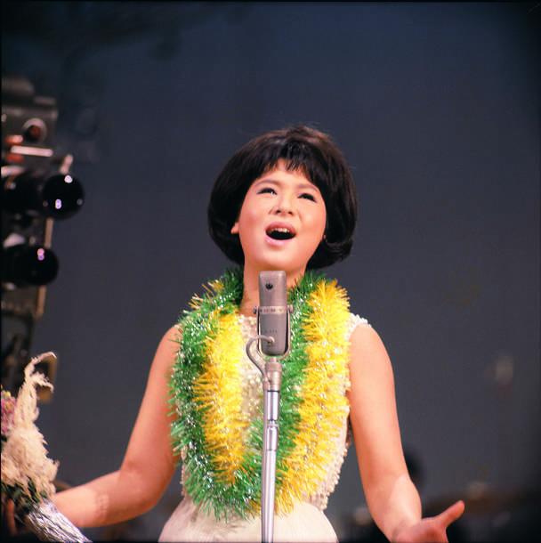 1965年の弘田三枝子