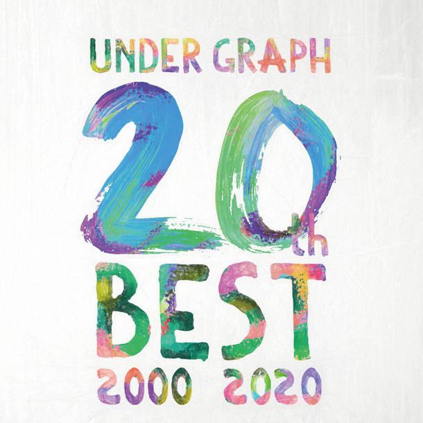 アルバム『UNDER GRAPH 20th BEST 2000-2020』