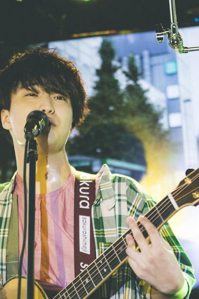 8月1日(土)@配信ライブ『さくらしめじ東京の街からライブしまーす‼』 photo by  鈴木友莉