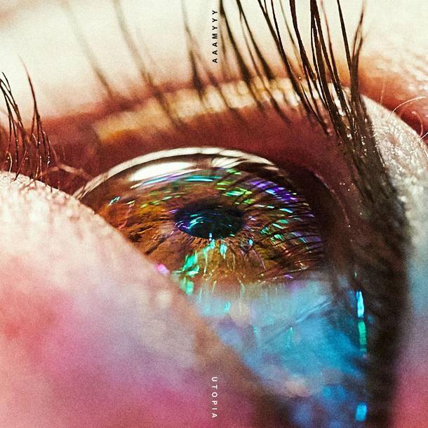 AAAMYYY Digital Single『Utopia』
