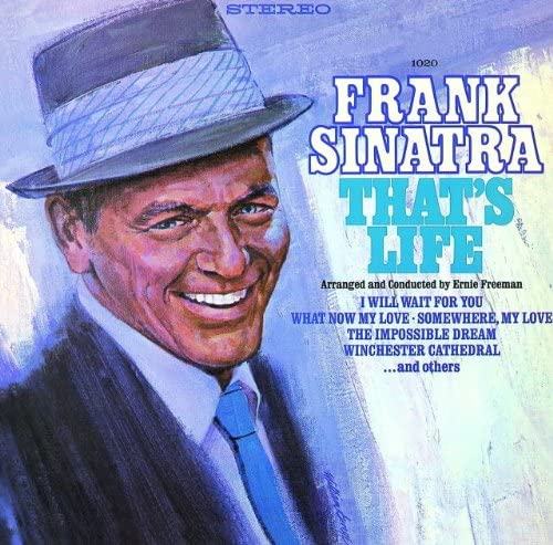 「That's Life」収録アルバム『That's Life』/Frank Sinatra
