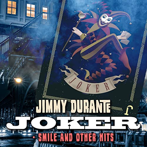 「Smile」収録アルバム『Joker Smile and Other Hits』/Jimmy Durante