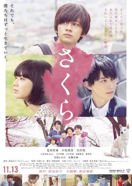 映画『さくら』(C)西加奈子/小学館 (C)2020「さくら」製作委員会