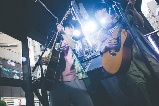 【さくらしめじ ライヴレポート】 『さくらしめじ東京の街から ライヴしまーす!!』 2020年8月1日 at 配信ライヴ