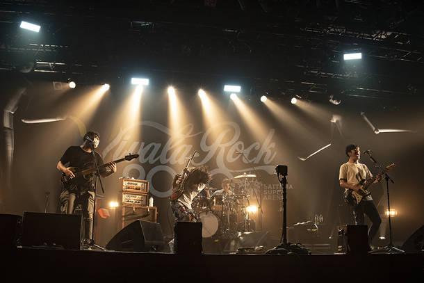 『ビバラ!オンライン 2020』【8月2日(日):the band apart】