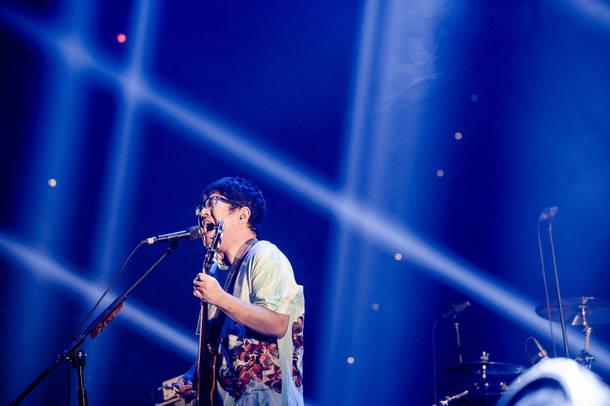 """8月8日(土)@『Osaka Music DAYS!!! THE LIVE in 大阪城ホール』【サンボマスター】 photo by  日吉""""JP""""純平、Yukihide""""JON..."""" Takimoto"""