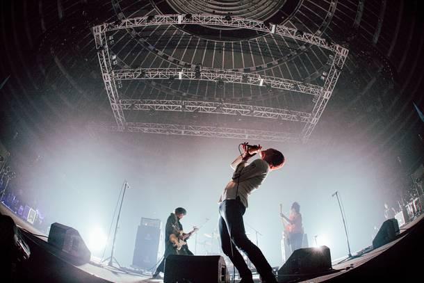 """8月8日(土)@『Osaka Music DAYS!!! THE LIVE in 大阪城ホール』【ハルカミライ】 photo by  日吉""""JP""""純平、Yukihide""""JON..."""" Takimoto"""