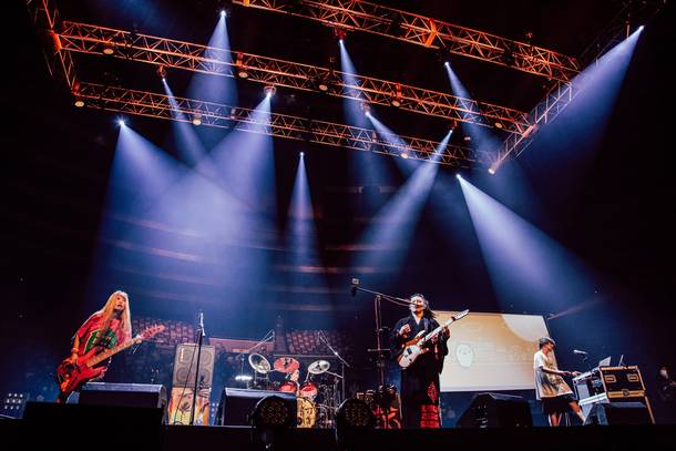 "8月8日(土)@『Osaka Music DAYS!!! THE LIVE in 大阪城ホール』【打首獄門同好会】 photo by  日吉""JP""純平、Yukihide""JON..."" Takimoto"