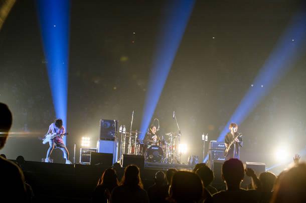 """8月8日(土)@『Osaka Music DAYS!!! THE LIVE in 大阪城ホール』【ヤバイTシャツ屋さん】 photo by  日吉""""JP""""純平、Yukihide""""JON..."""" Takimoto"""