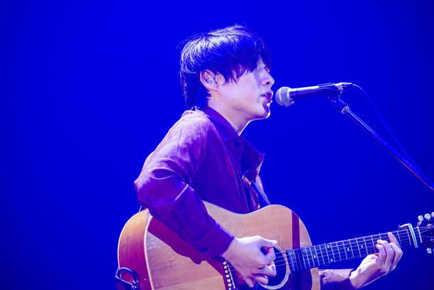 8月9日(日)@『Osaka Music DAYS!!! THE LIVE in 大阪城ホール』【山内総一郎】  photo by 渡邉一生、ハヤシマコ