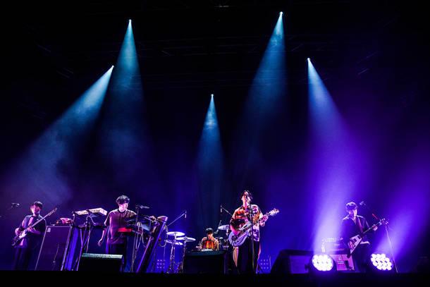 8月9日(日)@『Osaka Music DAYS!!! THE LIVE in 大阪城ホール』【マカロニえんぴつ】  photo by 渡邉一生、ハヤシマコ