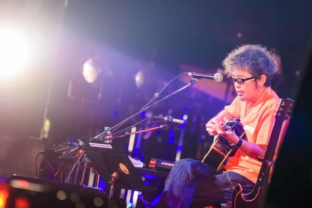 8月9日(日)@『Osaka Music DAYS!!! THE LIVE in 大阪城ホール』【奥田民生】  photo by 渡邉一生、ハヤシマコ