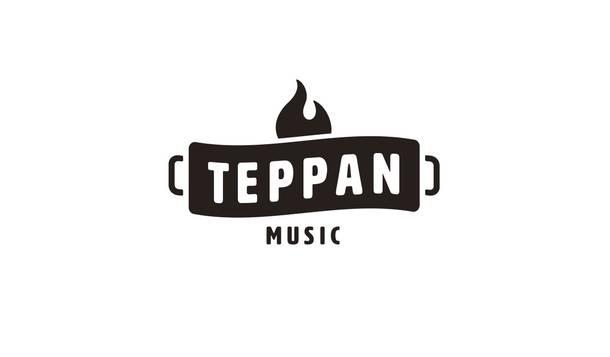 TEPPAN MUSIC ロゴ