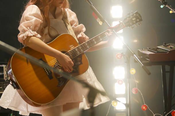 配信ライブ『HEART BREAK TOUR!!~Home Party~』/撮影:小坂茂雄
