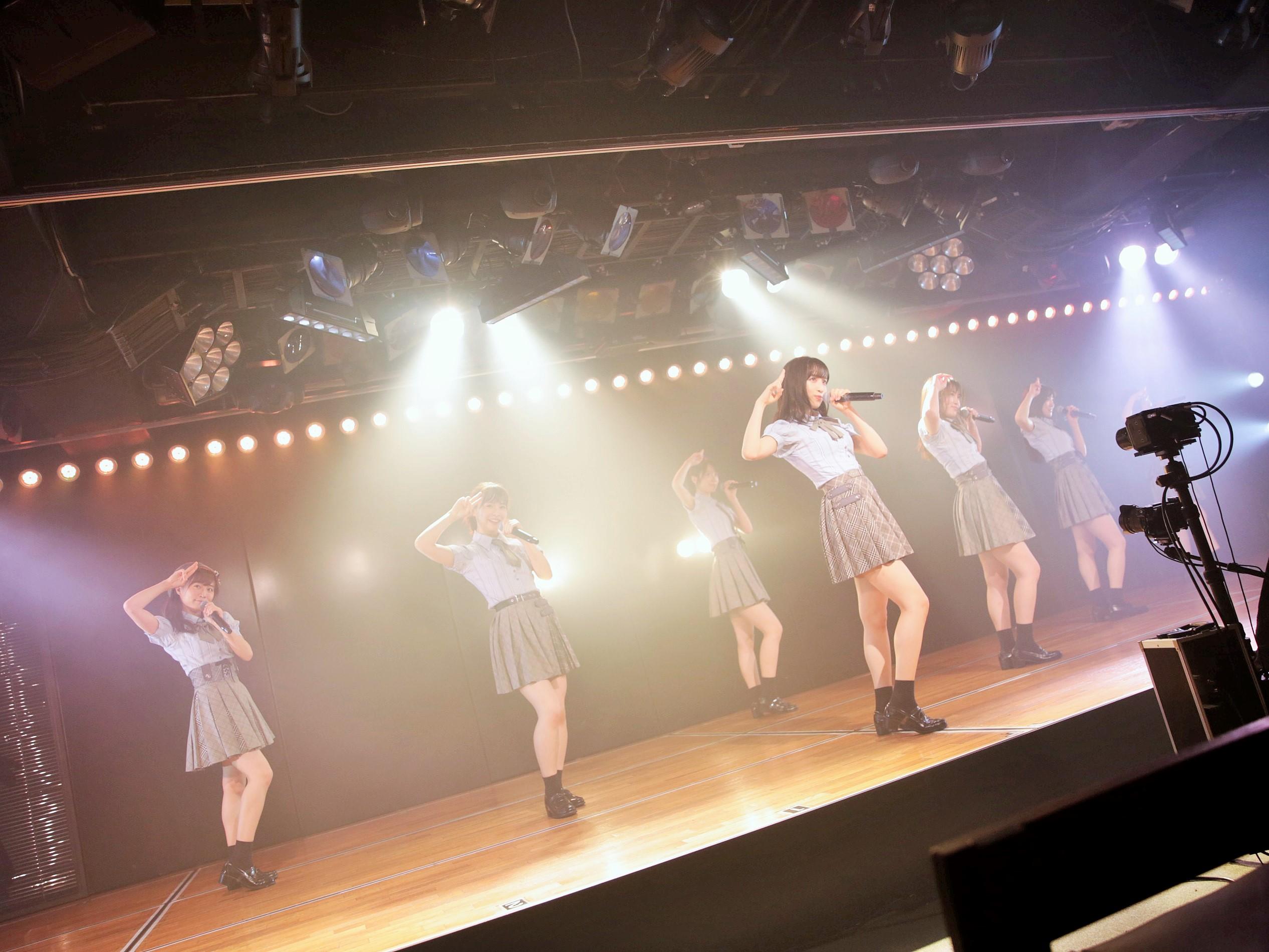 昼の部・ソーシャルディスタンス公演