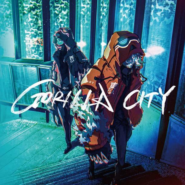 EP『GORILLA CITY』