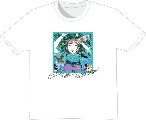 【完全生産限定盤A】Tシャツ表