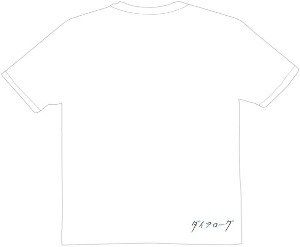 【完全生産限定盤A】Tシャツ裏