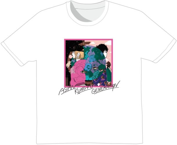 【完全生産限定盤B】Tシャツ表