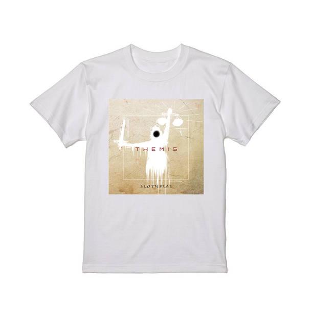 配信アルバム『THEMIS』【2CD+THEMIS T-Shirt】のTシャツ(ホワイト)