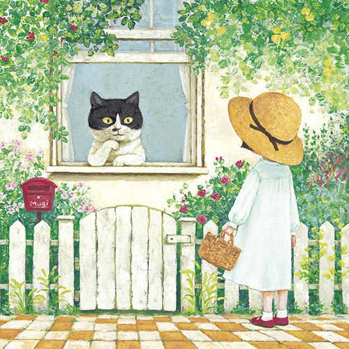 EP『窓辺の猫 e.p.』/むぎ(猫)
