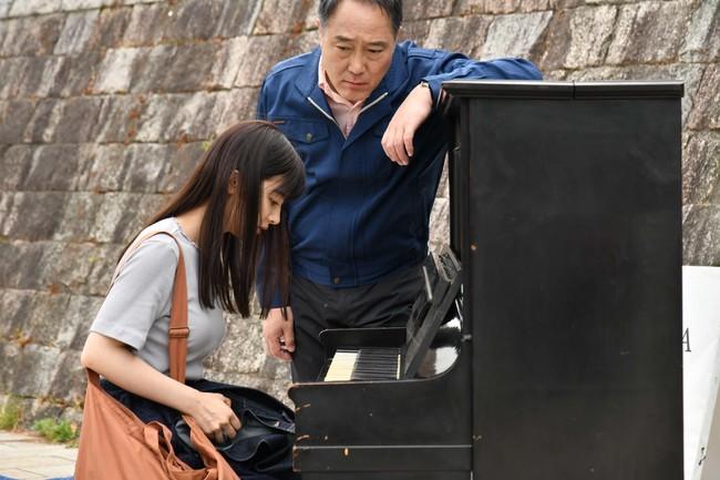 映画『おかあさんの被爆ピアノ』より © 2020映画「被爆ピアノ」製作委員会