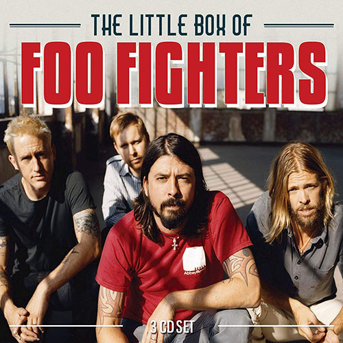 「Wattershed」収録アルバム『The Little Box Of Foo Fighters』/Foo Fighters