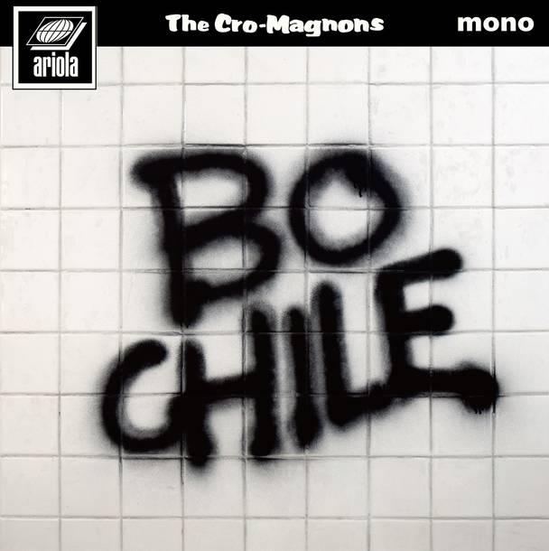 シングル「暴動チャイル(BO CHILE)」