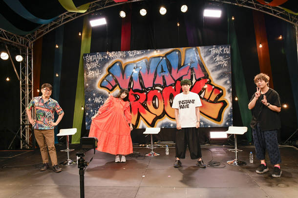 『 ビバラ!オンライン 2020』 VIVA LA J-ROCK ANTHEMS photo by  古渓一道  COPYRIGHT VIVA LA ROCK(R) ALL RIGHTS RESERVED.