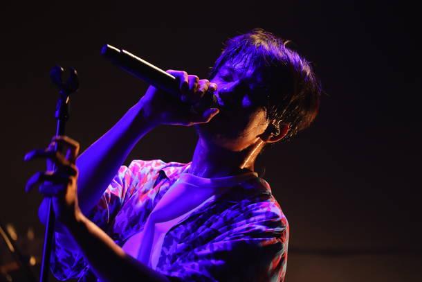 8月29日(土)@『MORISAKI WIN SCREEN LIVE ~Parade to the WonderLand〜』 photo by 高橋 那月