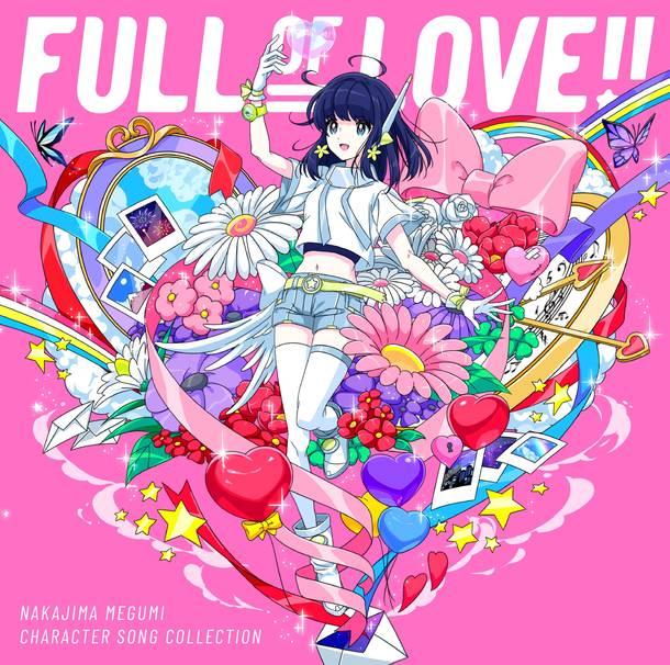 アルバム『キャラクターソング・コレクション「FULL OF LOVE!!」』