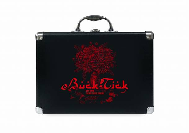 BUCK-TICK ポータブル アナログプレーヤー