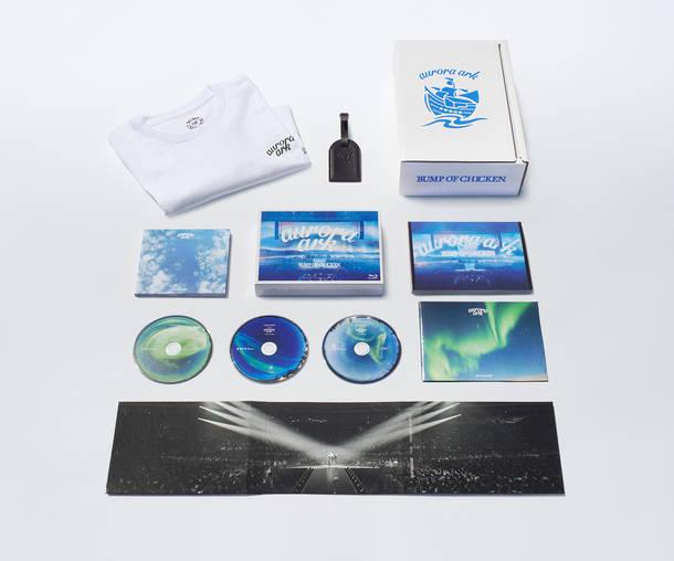 ライブDVD&Blu-ray『BUMP OF CHICKEN TOUR 2019 aurora ark TOKYO DOME』【初回限定盤】